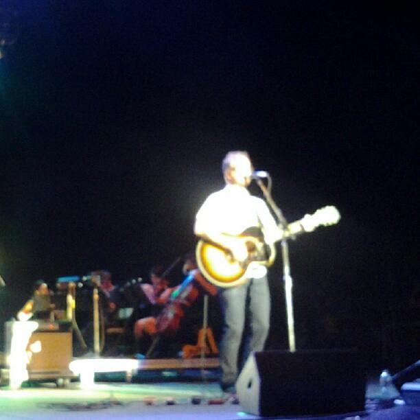 Dan Wilson playing some Adele