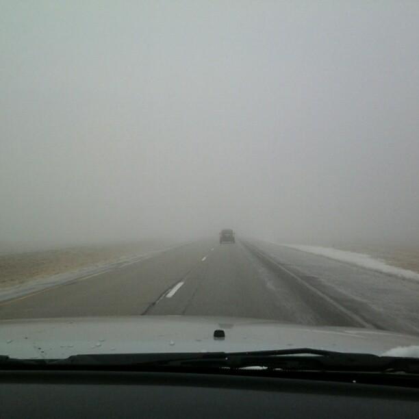 Got fog?