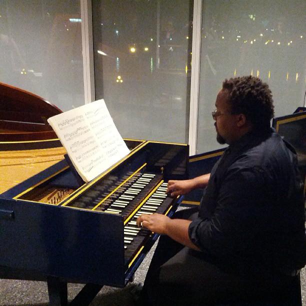 Harpsichord #nspk31 #northernspark