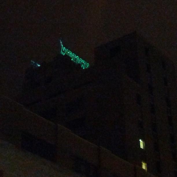Midtown neon