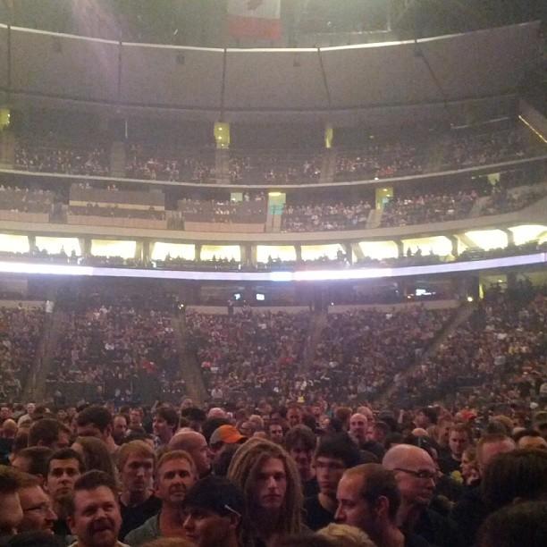 Plenty crowded