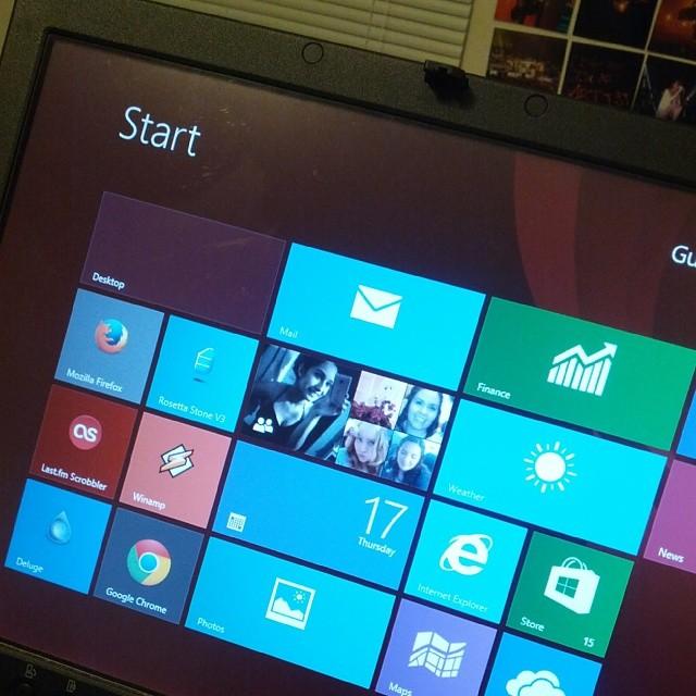Rocking Windows 8.1