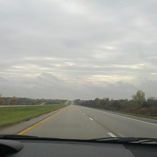 Hints of Missouri sun