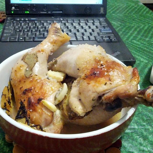 Chicken, good