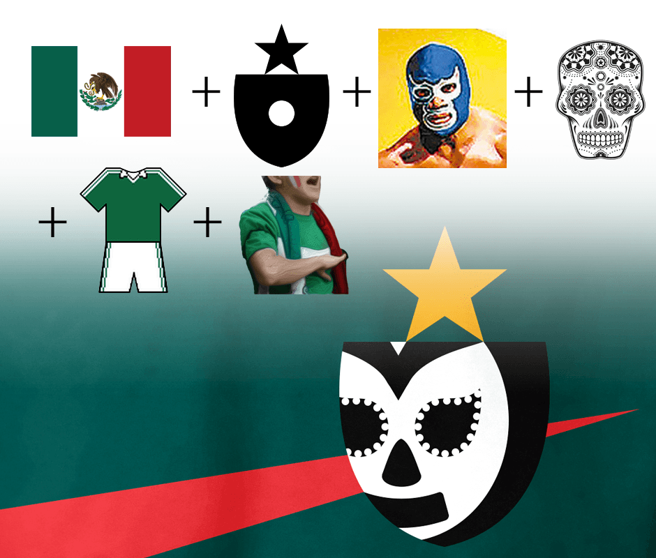 Clean Sheet Co. Mexican Soccer team uniform