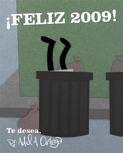 Feliz 2009! Atte. Adel Ortega