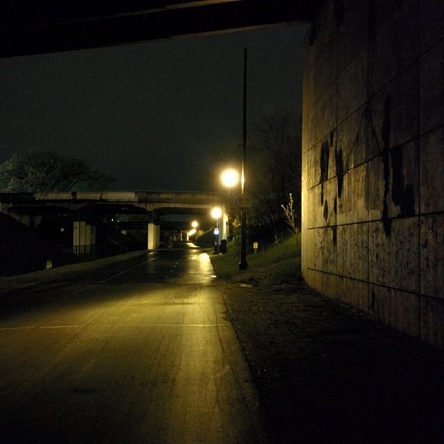 The roads taken